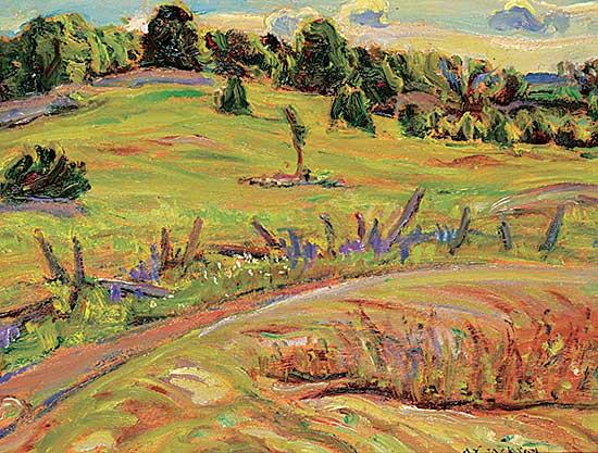 #61 ~ Jackson - Pasture Fields, Madoc, Ont.