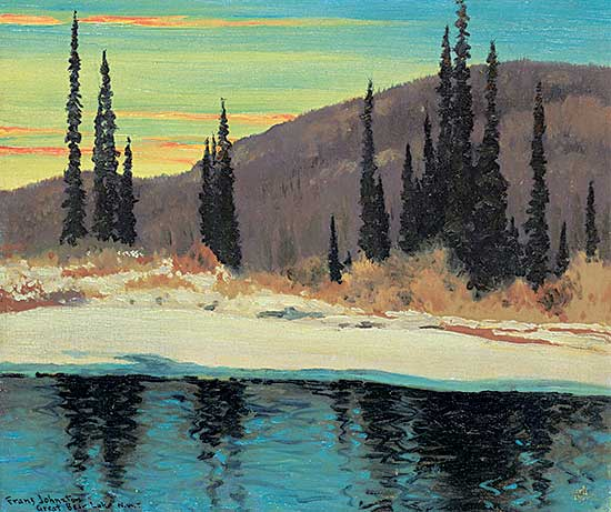#64 ~ Johnston - Great Bear Lake, N.W.T.