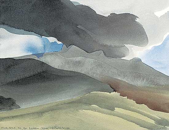 #469 ~ Onley - Black Cloud, Mt. Aso, Kyushu, Japan