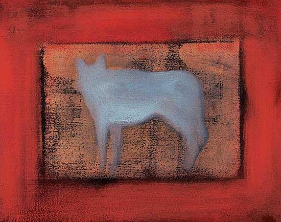 #25 ~ Cardinal-Schubert - Prairie Howl