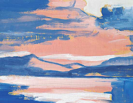 #475 ~ Nix - Untitled - Sunrise Over the Mountains