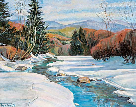 #1398 ~ Telfer - Mountain Creek
