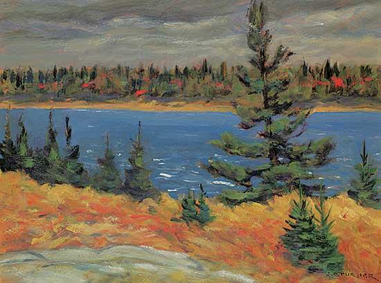 #1409 ~ Turner - Smoke Lake