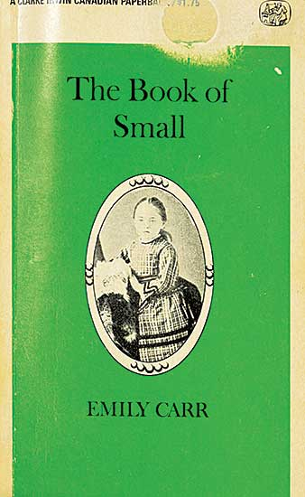 #1506 ~ Carr - The Book of Small
