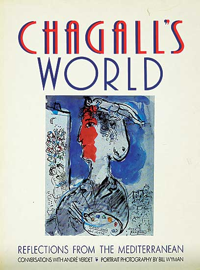 #1510 ~ Chagall - Chagall's World: Reflections from the Mediterranean