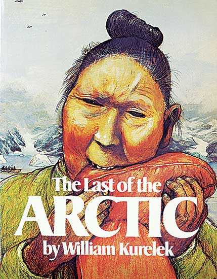 #1547 ~ Kurelek - The Last of the Arctic