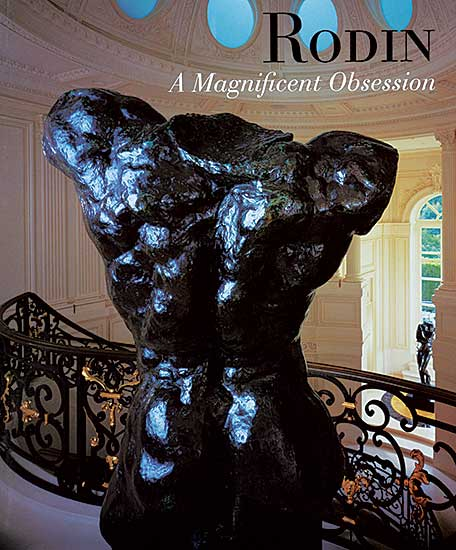 #1574 ~ Rodin - Rodin: A Magnificent Obsession