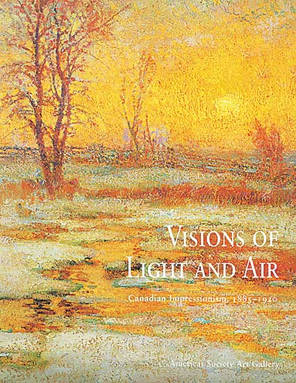 #1585 ~ School - Visions of Light and Air: Canadian Impressionism, 1885-1920