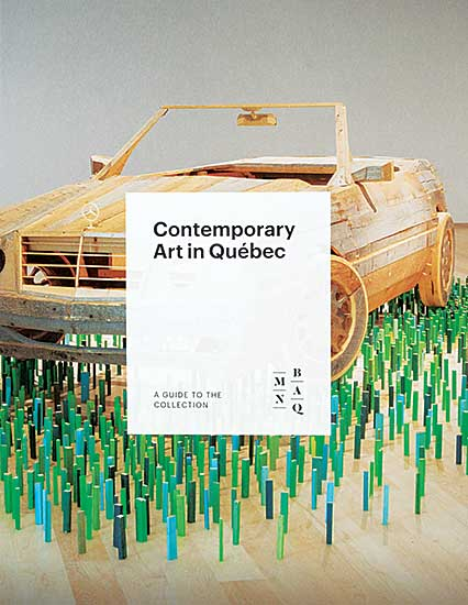 #1591 ~ School - Contemporary Art in Quebec: A Guide to the Collection