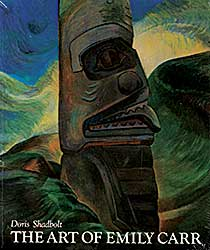 #1505 ~ Carr - The Art of Emily Carr