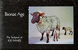 #1518 ~ Fafard - Bronze Age: The Sculpture of Joe Fafard