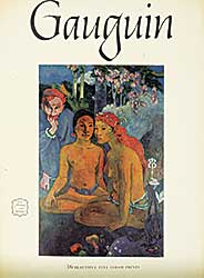 #1519 ~ Gauguin - Gauguin [16 Beautiful Full Colour Prints]