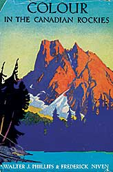 #1560.1 ~ Phillips - Colour in the Canadian Rockies