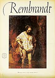 #1566 ~ Rembrandt - Rembrandt [16 Beautiful Full Colour Prints]