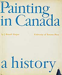 #1578.3 ~ School - Painting in Canada: A History