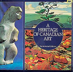 #1579 ~ School - A Heritage of Canadian Art: The McMichael Collection