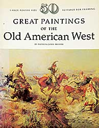#1593 ~ School - Great Paintings of the Old American West
