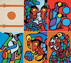 #49 ~ Morrisseau - The Art of Norval Morrisseau  #222/350