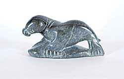 #252 ~ Inuit - Untitled - Large Seal