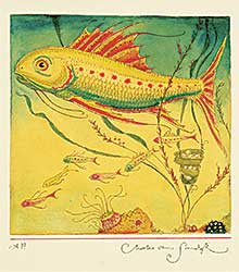 #26 ~ van Sandwyk - Three Generations [Fish, Egg and Fry]  #A.P.