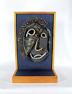 #1216 ~ Robinson - Braque Man Mask
