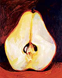 #1049 ~ Boyle - Untitled - Pear