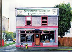#3 ~ Amos - Connaught Grocery