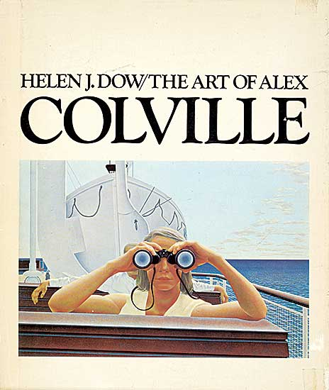 #226 ~ Colville - The Art of Alex Colville