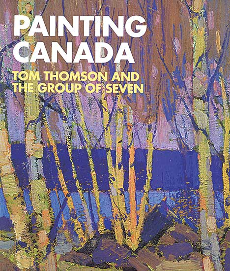#349 ~ School - Painting Canada: Tom Thomson and the Group of Seven