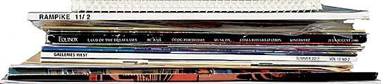 #368 ~ School - Approximately 30 Indigenous Books, Magazines, Catalogues and Pamphlets