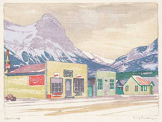 #69 ~ Phillips - Canmore