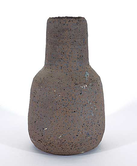 #1188 ~ McGie - Untitled - Tall Brown Vase