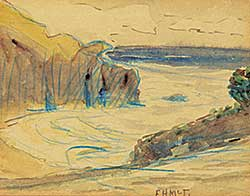 #1194 ~ McGillivray - Untitled - The Cove