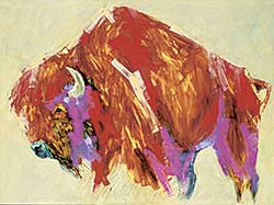 #234.1 ~ Rogers - Untitled - Beautiful Bison