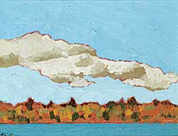 #238 ~ Shilling - Untitled - Cottage Country