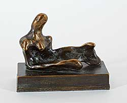 #418 ~ Dallaire - Reclining Figure: Breast  #11/12